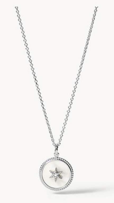 """Fossil Damen Halskette """"Vintage Star"""" für 41,30€ inkl. Versand (statt 60€)"""