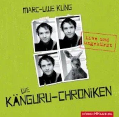 Google Play Store: Känguru-Chroniken/ Manifest & QualityLand 1 & 2 Hörbuch für je 4,99€ (statt 10€)