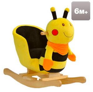 babyGo Sale mit bis zu 51% Rabatt, z.B. Schaukeltier Biene ab 34,99€ (statt 70€)