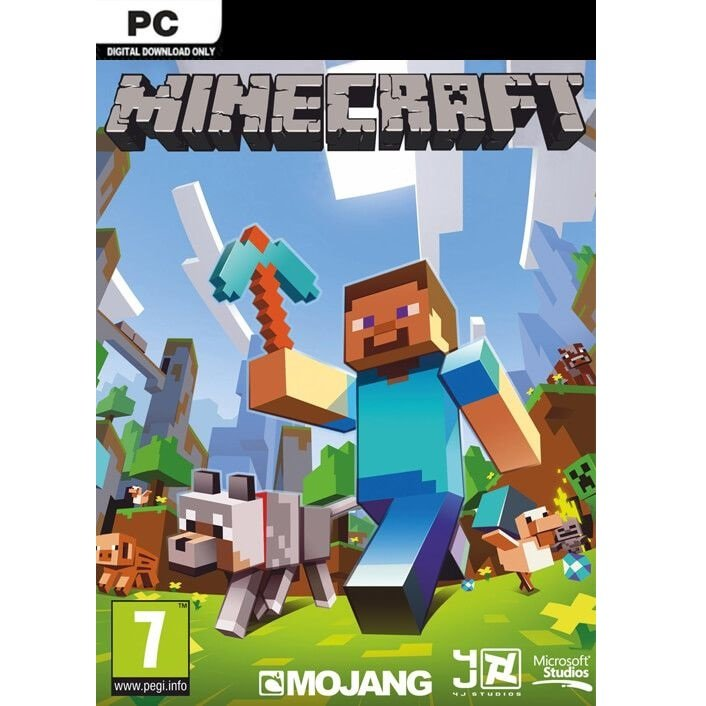 Minecraft (PC, Java Edition) für 16,29€ (Download Code)