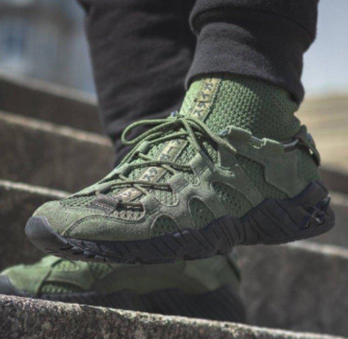 Asics GEL Mai Mt fuzeGEL Herren Sneaker für 37,28€ inkl.…