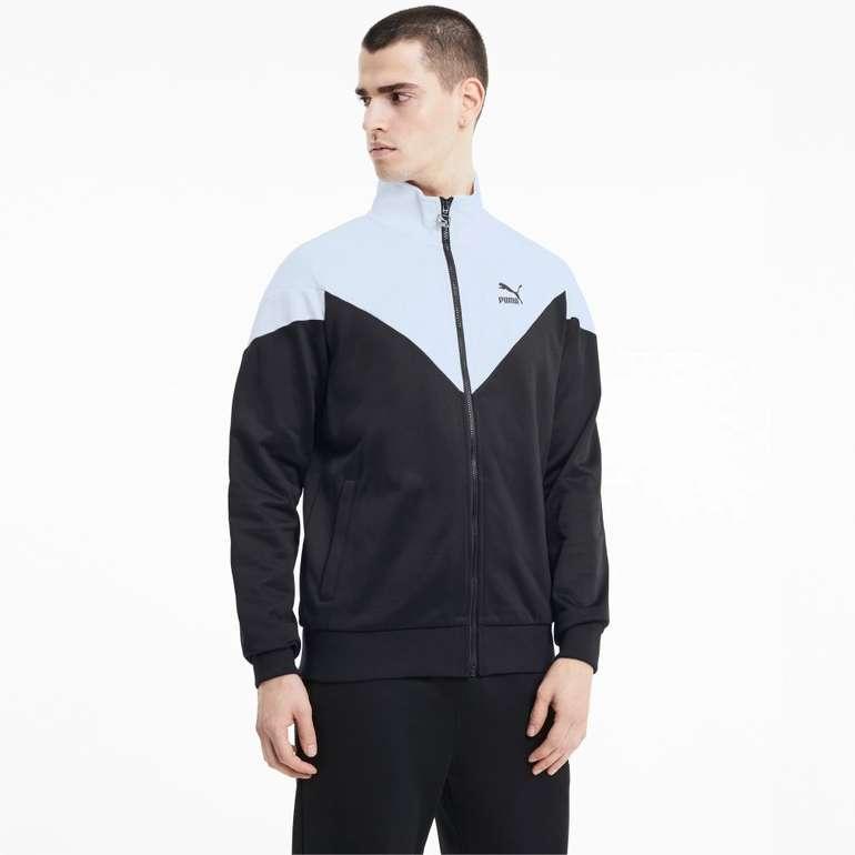 Puma Iconic MCS Herren Trainingsjacke für 26,21€ inkl. Versand (statt 38€)