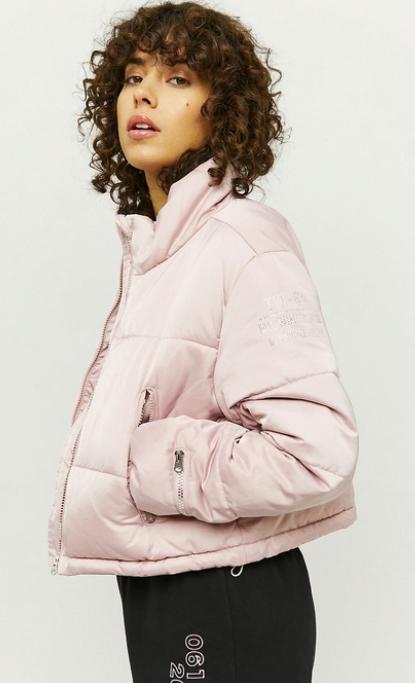 Tally Weijl Damen Daunenjacke in pink oder blau für 24,99€ inkl. Versand (statt 34€)