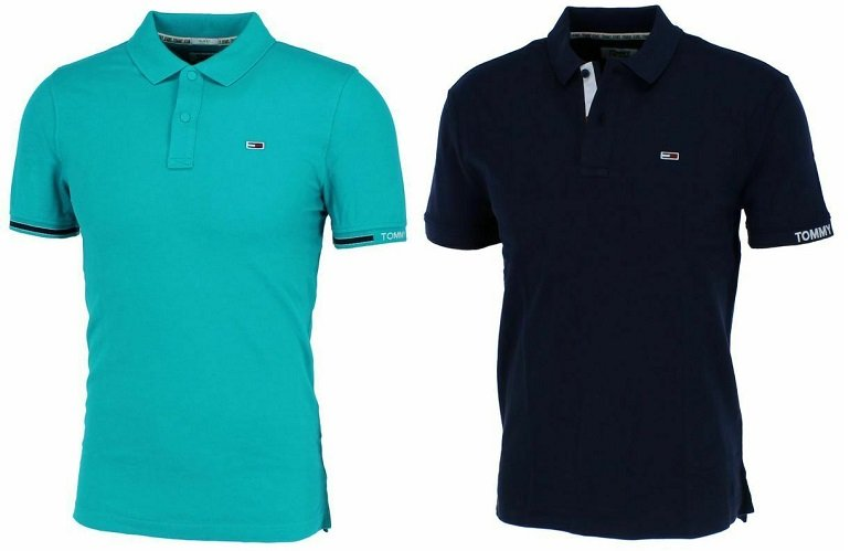Tommy Jeans Herren Polo Shirts