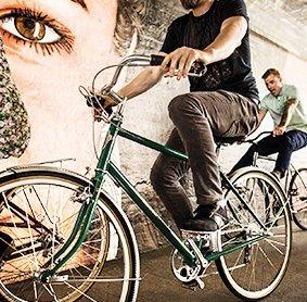 Halber Preis: Fahrrad.de Gutschein ab 50€ (100€ für 50€, 200€ für 100€, usw.)