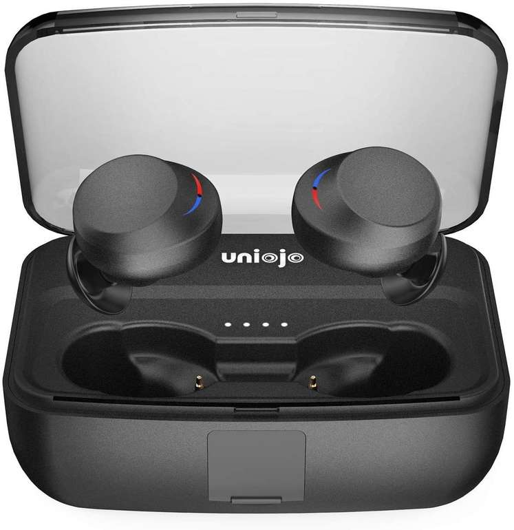 Uniojo Bluetooth 5,0 Kopfhörer für 22,49€ inkl. Prime Versand (statt 45€)
