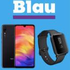 Blau Allnet Flat L (3GB LTE) + Xiaomi Redmi Note 7 + Huami Smartwatch 14,99€ mtl