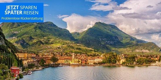 Gardasee: 3 romantische Tage mit Halbpension im 4* Hotel Villa Nicolli Romantic Resort ab 149 € pro Person bis Juni 2021