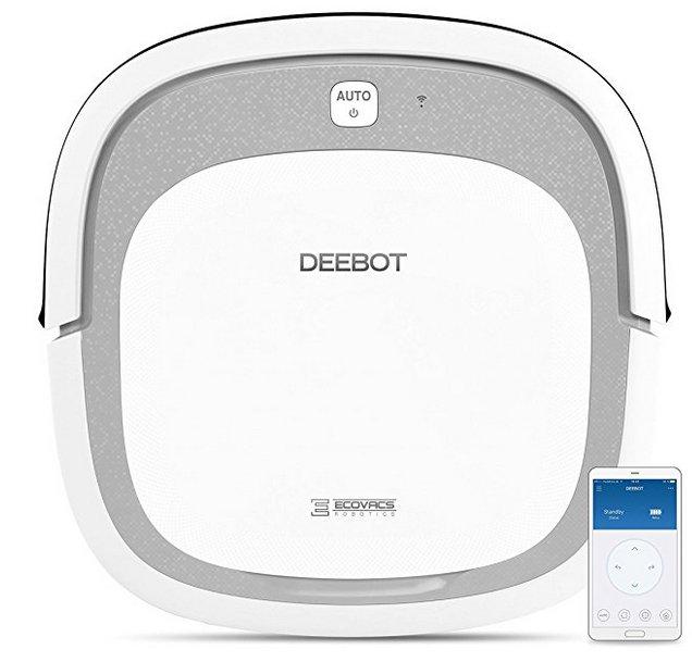 Ecovacs Deebot Slim 2 Staubsaugerroboter für 88€ inkl. Versand (B-Ware)