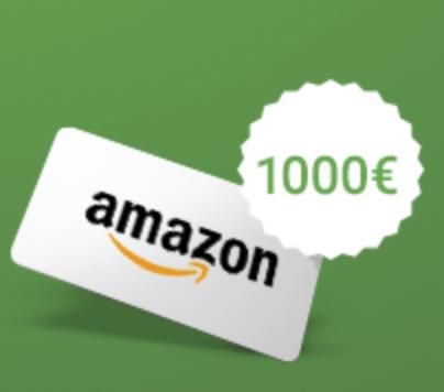 Smava Kredit ab 40.001€ aufnehmen und einen 1.000€ Amazon.de Gutschein bekommen