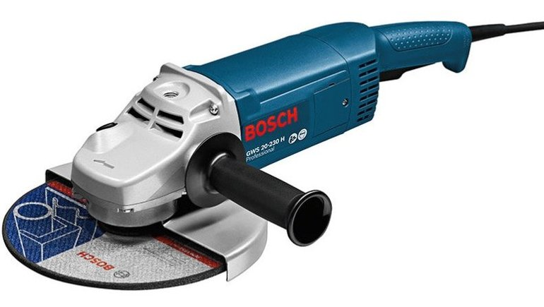 Bosch Professional Winkelschleifer GWS 22-230 H für 99,98€ inkl. Versand