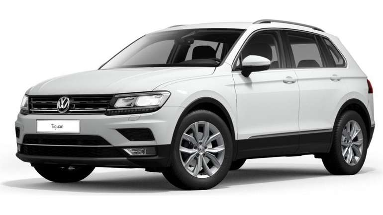 Volkswagen Tiguan Highline 2,0 l TSI für 222,01€ mtl. im Privatleasing - LF: 0,51