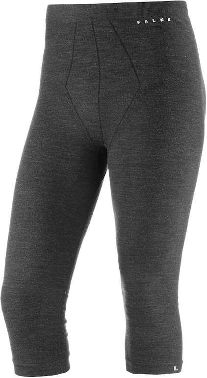 Falke Wool-Tech Funktionsunterhose in schwarz für 23,72€ inkl. Versand (statt 45€)