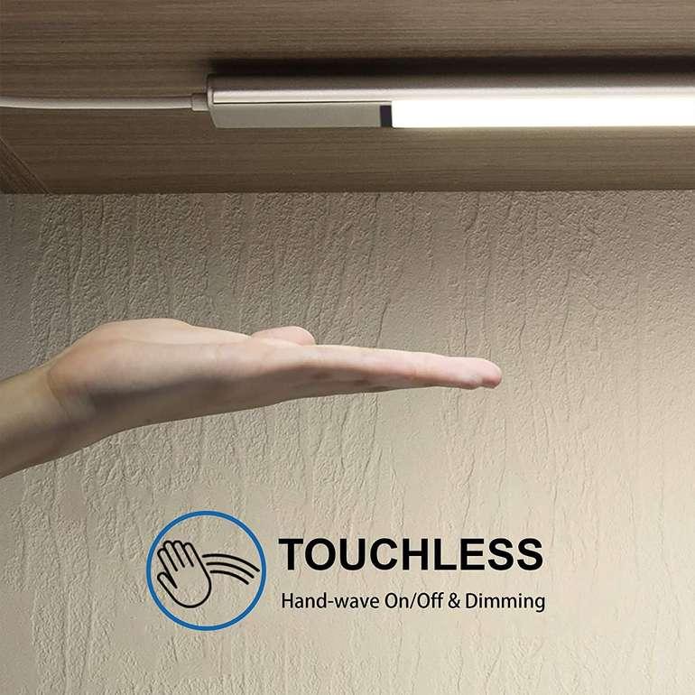 Ezvalo LED Unterbauleuchte (60cm, 4000K) für 13,99€ inkl. Prime Versand (statt 22€)