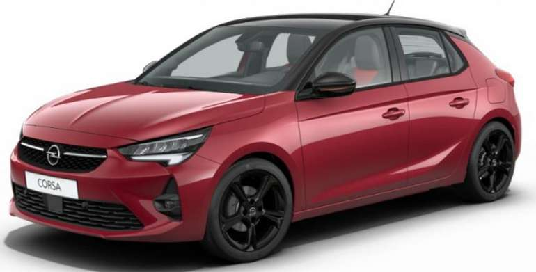 Privatleasing: Opel Corsa mit 101 PS für 117,50€ mtl. (LF: 0.55, Überführung: 990€)