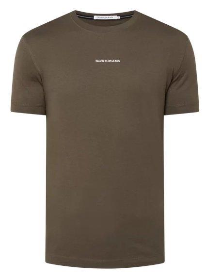 Calvin Klein Jeans Micro Branding Essential Herren T-Shirt für 21,99€ inkl. Versand (statt 30€)