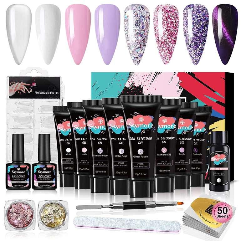 Skymore UV Nagelgel Set für 24,02€ inkl. Versand (statt 34€)