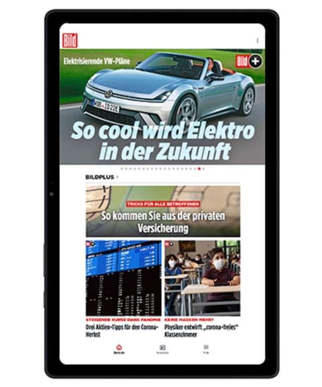Samsung Galaxy Tab A7 + 24 Monate BILDplus Premium für 9,99€ mtl.