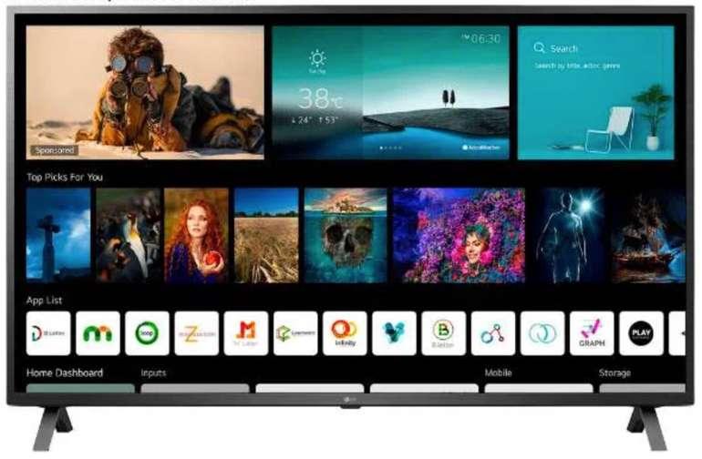 LG 55UP75009LF – 55 Zoll UHD Smart TV mit LG ThinQ für 398,65€ inkl. Versand (statt 572€)