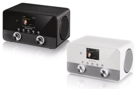 Silvercrest SIRD 14 C3 Internetradio mit DAB+ & Streaming Support für 49,99€