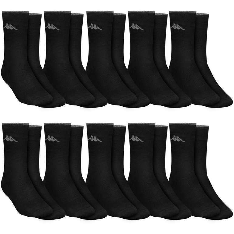 10er Pack Kappa Thomas Sport Socken für 10,61€ inkl. Versand (statt 20€)