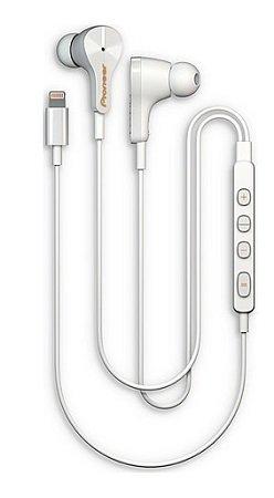 Pioneer In-Ear-Kopfhörer Rayz mit Lightning Anschluss für 56,89€ (statt 95,99€)