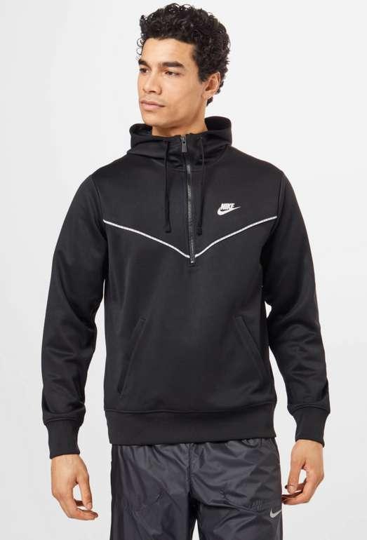 Nike Repeat Sportswear Sweatshirt in schwarz / weiß für 26,99€inkl. Versand (statt 50€)