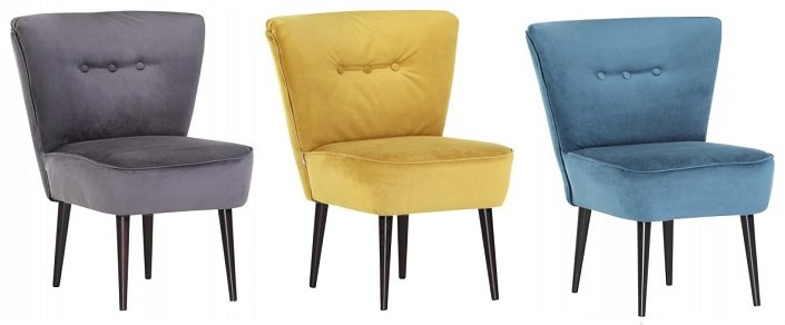 Federkern Sessel Bob für 89,99€ bei Poco Abholen (VSK + 29€)