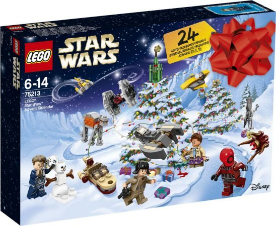 Lego Star Wars 75213 Adventskalender (2018) für 19,99€ inkl. VSK (statt 24€)