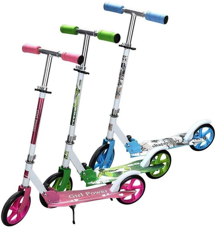 Hengda Kinderroller (205 mm Räder, höhenverstellbar) ab 28,69€ inkl. Versand (statt 41€)