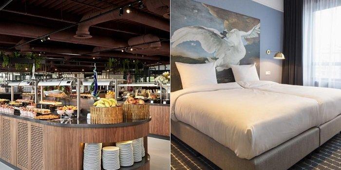 Amsterdam 1 Nacht im top 4 Hotel Corendon Village inkl. Frühstück & Spa 2
