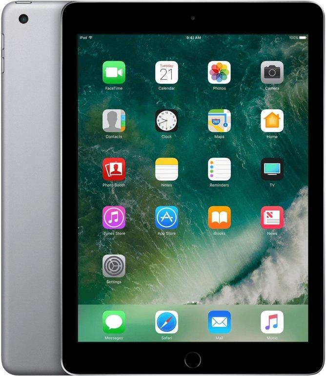 Apple iPad 2018 mit WiFi und 128GB Speicher für 332,91€ inkl. Versand (statt 380€)