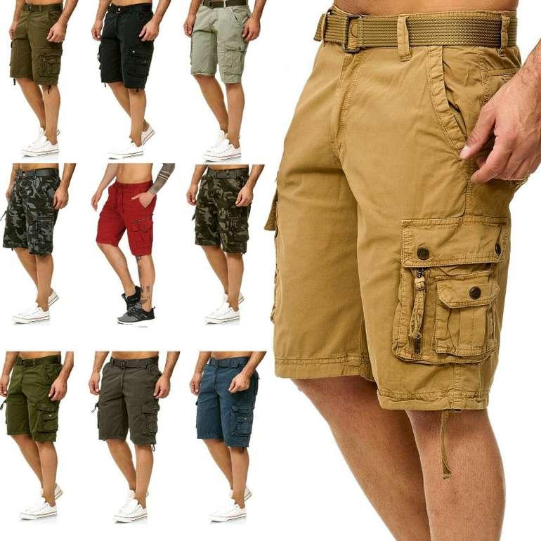 Brand Street Herren Cargo Shorts (vers. Farben) zu je 24,90€ inkl. Versand (statt 28€)