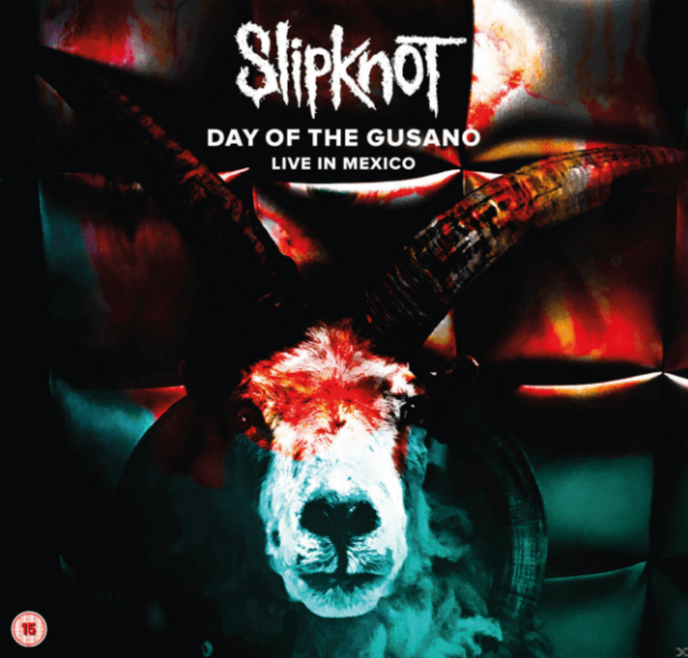 Vinyl: Slipknot - Day Of The Gusano-Live In Mexico (Ltd.3LP + DVD) für 11,49€