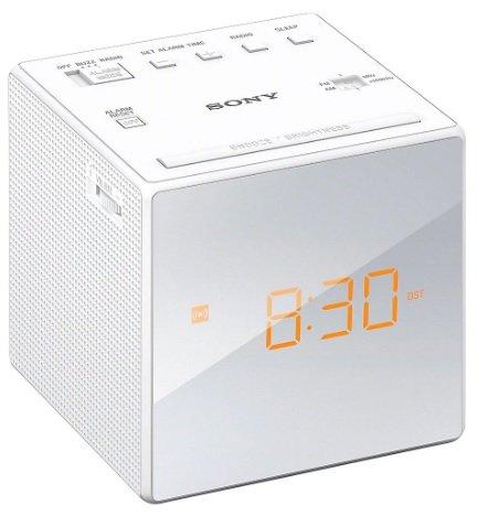 Sony ICF-C1W Radiowecker AM/FM für 16,90€ inkl. Versand (statt 22€)