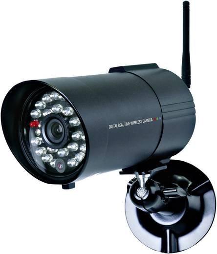 Schnell! Funk-Zusatzkamera 2.4 GHz Smartwares CS85C für 17,85€ inkl. Versand