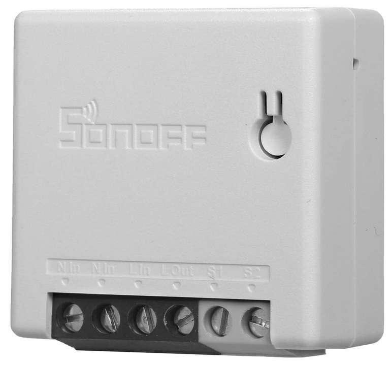 Sonof Minir2 WiFi Schalter Alexa Smart Switch für 6,99€ inkl. Prime Versand (statt 24€)