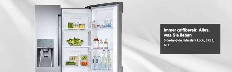 side by side kühlschrank mit wassertank saturn