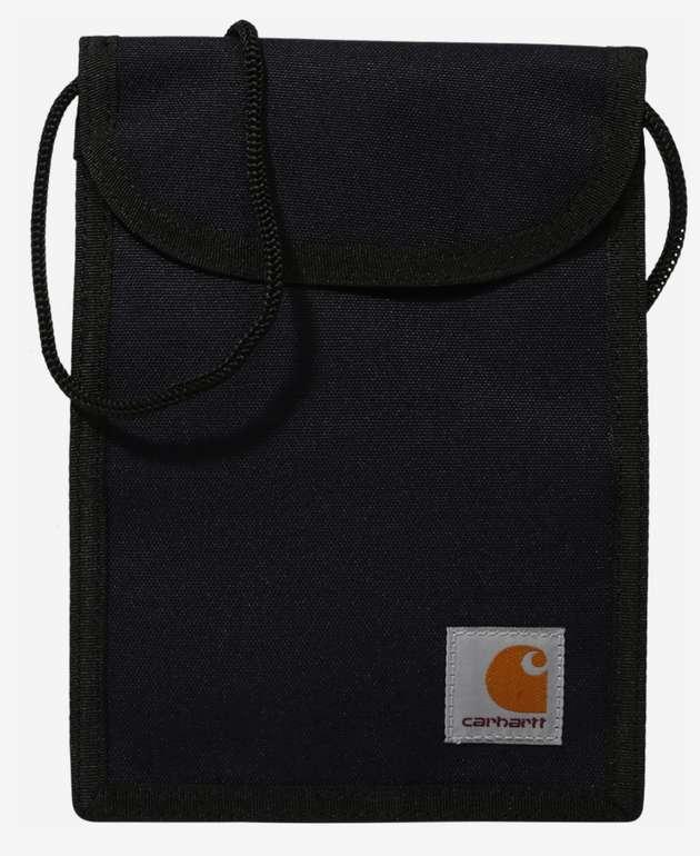 """Carhartt WIP Tasche """"Collins Neck Pouch"""" in blau für 4,90€ inkl. Versand (statt 18€)"""