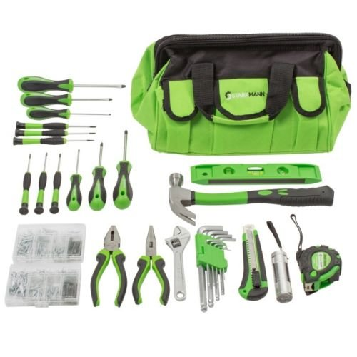 756-tlg. Starkmann Greenline Werkzeugtasche für 19,99€ inkl. Versand
