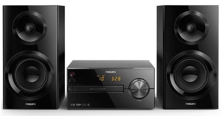 Philips BTM2560/12 Stereoanlage mit Bluetooth für 78,90€ inkl. VSK (statt 146€)