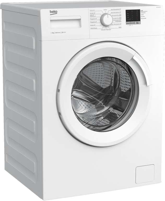 Beko WML61023N 6kg Waschmaschine mit A+++ für 203€ (statt 219€)