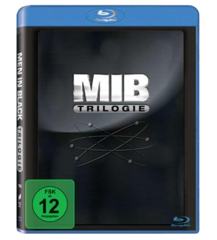 Men in Black – Trilogie (Blu-ray) für 7,01€ bei Abholung (statt 11€)