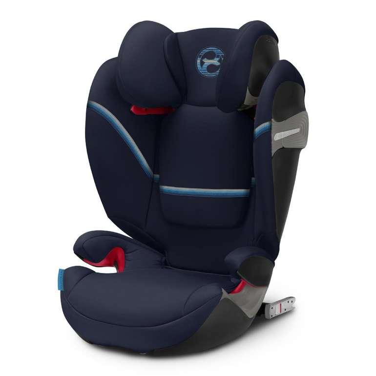 Cybex Gold Kindersitz Solution S-Fix in Navy Blue für 154,99€ inkl. Versand (statt 194€)