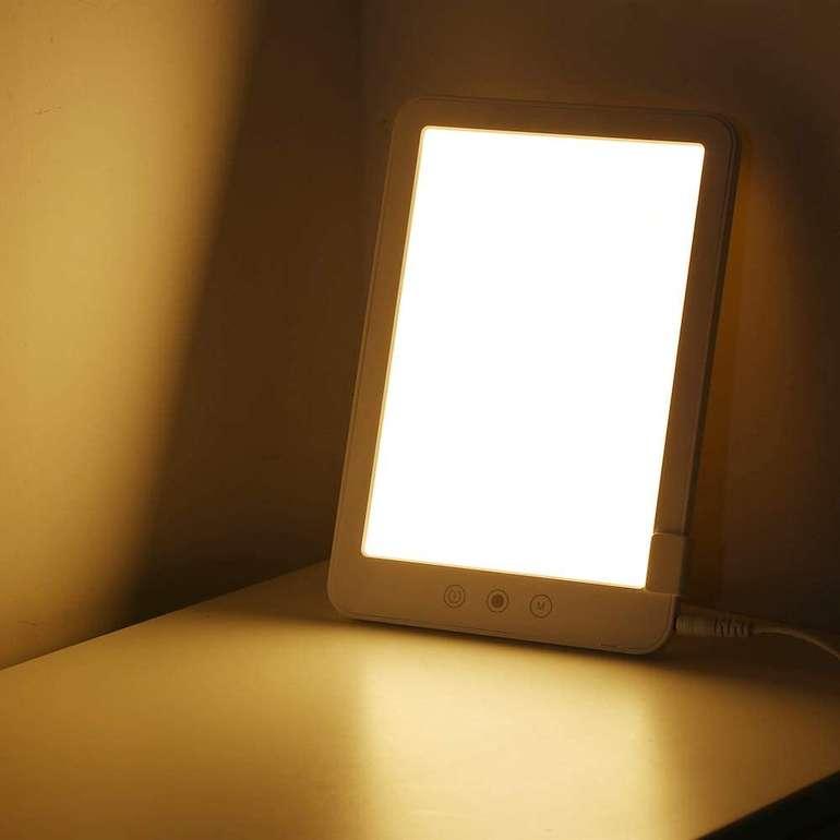 Decdeal Tageslichtlampe mit 10.000 Lux für 17,09€ inkl. Prime Versand (statt 28€)