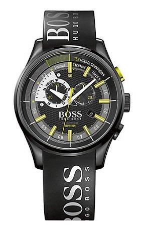 Hugo Boss Yachting Timer II 1513337 Herrenuhr für 199€ inkl. VSK (statt 260€)