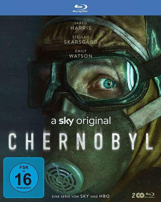 Chernobyl - Die komplette Serie (Blu-ray) für 15,11€ (Filiallieferung)