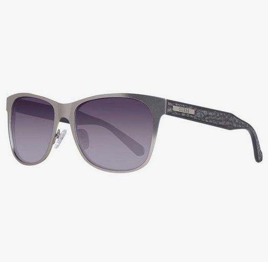 Sonnenbrillen Sale mit bis zu 75% Rabatt - z.B. Guess Sonnenbrille in Grau 45€ zzgl. VSK