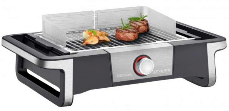 Severin Barbecue-Grill PG 8112 für 59,99€inkl. Versand (statt 70€)