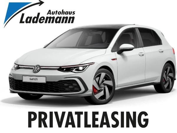 """Privatleasing: Volkswagen Golf 8 GTI 2.0 TSI DSG inkl. """"Business Premium""""-Paket für 284€ mtl. (LF: 0,69)"""